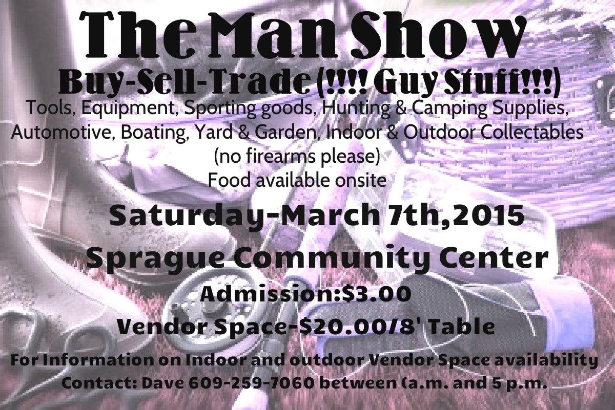 man show