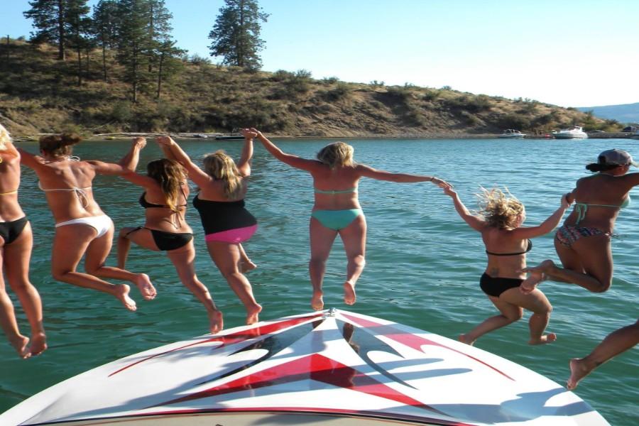 <span>Lake Roosevelt</span>Lake Roosevelt
