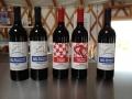 2016 Wine Bottles