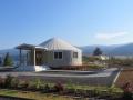 Whitestone-Yurt